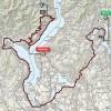 Giro 2015 Route stage 18: Melide – Verbania
