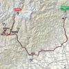 Giro d'Italia 2015 Route stage 19: Gravellona Toce - Cervinia - source gazetta.it