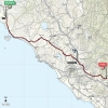 Giro d'Italia 2015 Route stage 7: Grosseto - Fiuggi - source gazetta.it
