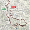 Giro d'Italia 2015 Route stage 9: Benevento – San Giorgio del Sannio - source gazetta.it