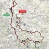 Giro 2015 Route stage 9: Benevento – San Giorgio Del Sannio