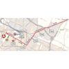 Giro d'Italia 2019: finish map 10th stage - source: www.giroditalia.it