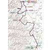 Giro d'Italia 2019: route 12th stage - source: www.giroditalia.it
