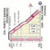 Giro d'Italia 2019: Truc d'Arbe climb stage 14 - source: www.giroditalia.it