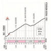 Giro d'Italia 2019: profile Passo Mendola, stage 17 - source: www.giroditalia.it