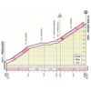 Giro d'Italia 2019: profile Passo Rolle - source: www.giroditalia.it