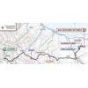 Giro d'Italia 2019: route 6th stage - source: www.giroditalia.it