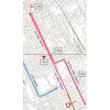 Giro d'Italia 2020: finish route stage 1 - source: www.giroditalia.it