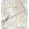 Giro d'Italia 2020: route 1st stage - source: www.giroditalia.it