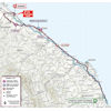 Giro d'Italia 2020: route 11th stage - source: www.giroditalia.it