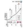 Giro d'Italia 2020: Via Rocollo climb, stage 12 - source: www.giroditalia.it