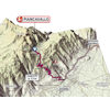 Giro d'Italia 2020: climb to Piancavallo in 3D, stage 15 - source: www.giroditalia.it