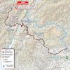 Giro d'Italia 2020: route 17th stage - source: www.giroditalia.it