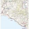 Giro d'Italia 2020: route 2nd stage - source: www.giroditalia.it