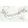 Giro d'Italia 2020: finish route stage 20 - source: www.giroditalia.it