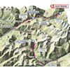 Giro d'Italia 2020: Izoard, Monginevro and climb to Sestriere in 3D - source: www.giroditalia.it