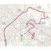 Giro d'Italia 2020: finish route stage 6 - source: www.giroditalia.it