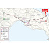 Giro d'Italia 2020: route 7th stage - source: www.giroditalia.it