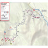 Giro d'Italia 2020: finish route 9th stage - source: www.giroditalia.it