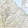 Giro d'Italia 2020: route 9th stage - source: www.giroditalia.it