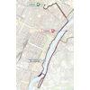 Giro d'Italia 2021: route stage 1 - source: www.giroditalia.it