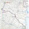 Giro d'Italia 2021: route stage 13 - source: www.giroditalia.it