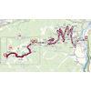 Giro d'Italia 2021: finish route stage 14 - source: www.giroditalia.it