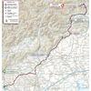 Giro d'Italia 2021: route stage 14 - source: www.giroditalia.it
