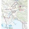 Giro d'Italia 2021: route stage 15 - source: www.giroditalia.it