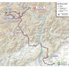 Giro d'Italia 2021: route stage 16 - source: www.giroditalia.it