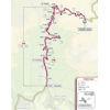 Giro d'Italia 2021: route Passo Giau stage 16 - source: www.giroditalia.it