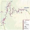 Giro d'Italia 2021: route Passo Pardoi stage 16 - source: www.giroditalia.it