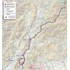 Giro d'Italia 2021: route stage 17 - source: www.giroditalia.it