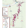 Giro d'Italia 2021: finale route stage 19 - source: www.giroditalia.it