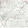 Giro d'Italia 2021: route stage 2 - source: www.giroditalia.it