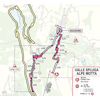 Giro d'Italia 2021: finale route stage 20 - source: www.giroditalia.it