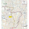 Giro d'Italia 2021: route stage 21 - source: www.giroditalia.it
