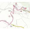 Giro d'Italia 2021: finale route stage 8 - source: www.giroditalia.it