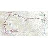 Giro d'Italia 2021: route stage 8 - source: www.giroditalia.it