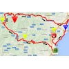 Giro Rosa 2016 Route stage 6: Andora - Alassio/Madonna della Guardia - source: girorosa.it