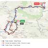 Giro Rosa 2019: route 9th stage - source: girorosaiccrea.it