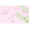 Giro Rosa 2020: route stage 7 - source: girorosaiccrea.it