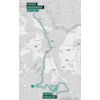 Giro Rosa 2021: route stage 3 - source: giroditaliadonne.it