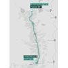 Giro Rosa 2021: route stage 4 - source: giroditaliadonne.it