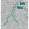 Giro Rosa 2021: route stage 6 - source: giroditaliadonne.it