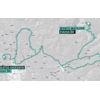Giro Rosa 2021: route stage 9 - source: giroditaliadonne.it