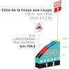 La Course 2021: Côte de la Fosse aux Loups - source:bron:lacoursebyletourdefrance.com