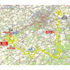 La Fleche Wallonne 2020: route - source: www.la-fleche-wallonne.be