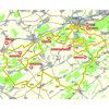 La Fleche Wallonne Femmes 2021: route - source: www.la-fleche-wallonne-femmes.be