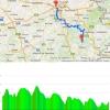 Liège–Bastogne–Liège 2015: Route an profile final 88 kilometres (Wanne-Ans)